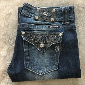 Miss Me jeans! Size 30–Boot Cut